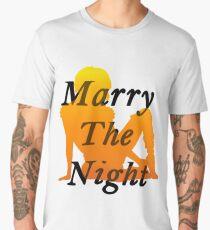 New Re-vamped Marry The Night  Men's Premium T-Shirt