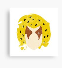 Cheetara - Thundercats Canvas Print