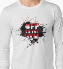 Pokemon - Off to the gym Long Sleeve T-Shirt