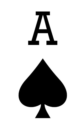 Quot A For Ace Ace Of Spades Black Music Motorbike Hells