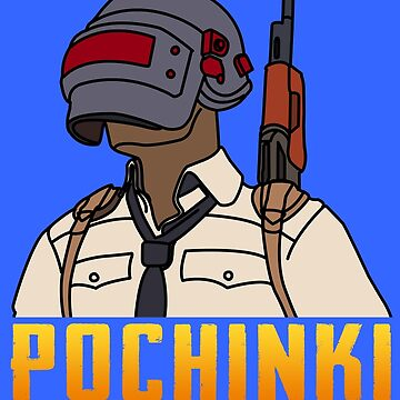 POCHINKI IS MY CITY by GeeklyShirts
