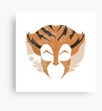 Tygro - Thundercats Canvas Print