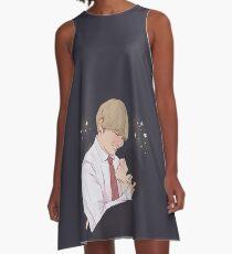 Taekook A-Linien Kleid