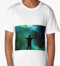Let's discover the space Long T-Shirt