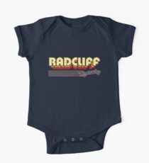 Radcliff, Kentucky | Retro Stripes One Piece - Short Sleeve