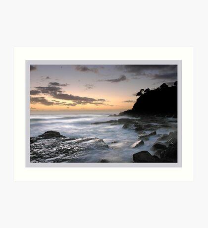 dawnscape #3 Art Print