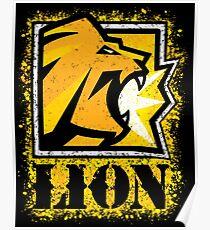 Lion Operator  Poster