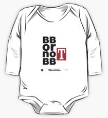 BB or not BB - Poster One Piece - Long Sleeve