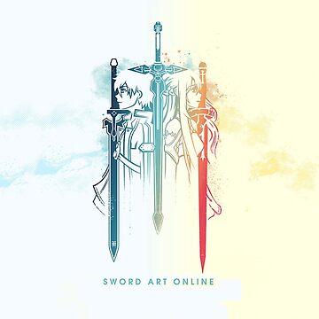 Sword Art Online by DenisWendel