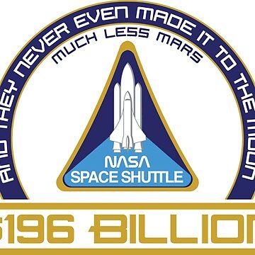 Nasa Space Shuttle Failure by PeperIndustries