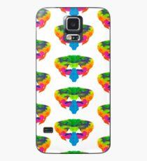 Tintenklecks Rorschach Hülle & Skin für Samsung Galaxy