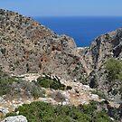 Greek Landscape by emele