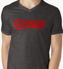 Whistle Men's V-Neck T-Shirt