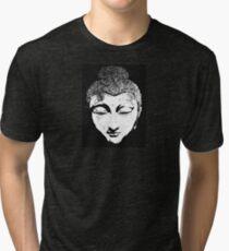 Spirit of Buddha Tri-blend T-Shirt