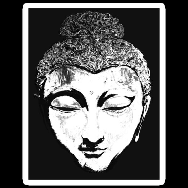 Spirit of Buddha by whittyart