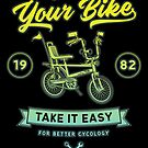 On Your Bike by heavyhand