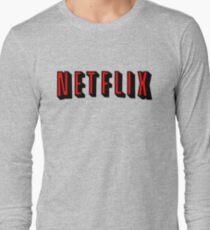 Netflix RED Long Sleeve T-Shirt