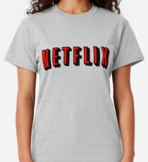 Netflix RED Classic T-Shirt