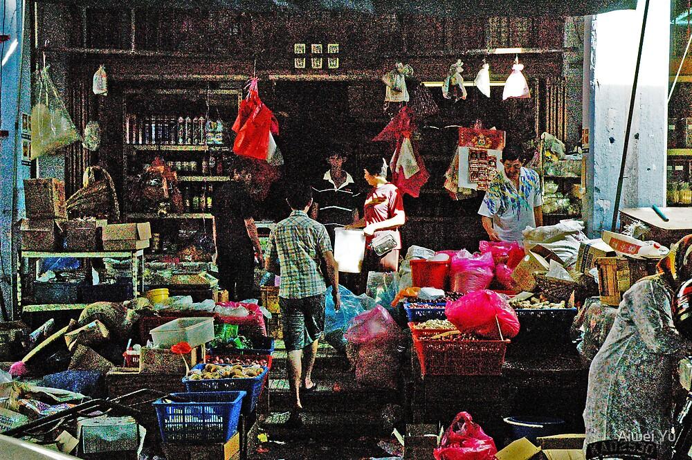 Daily Assortment (South Peninsula Malaysia) by Aiwei Yu