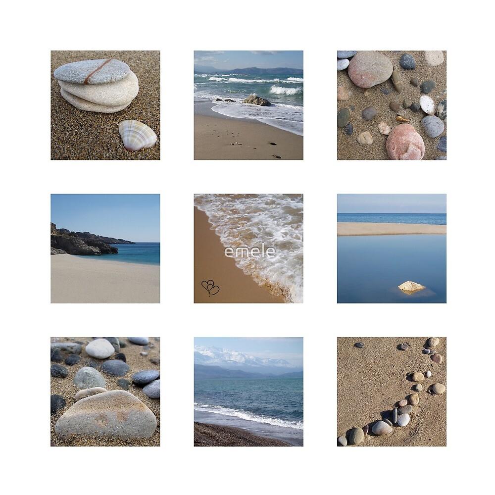 Beach Squares by emele