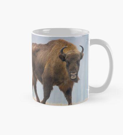 Cow and a calf Mug