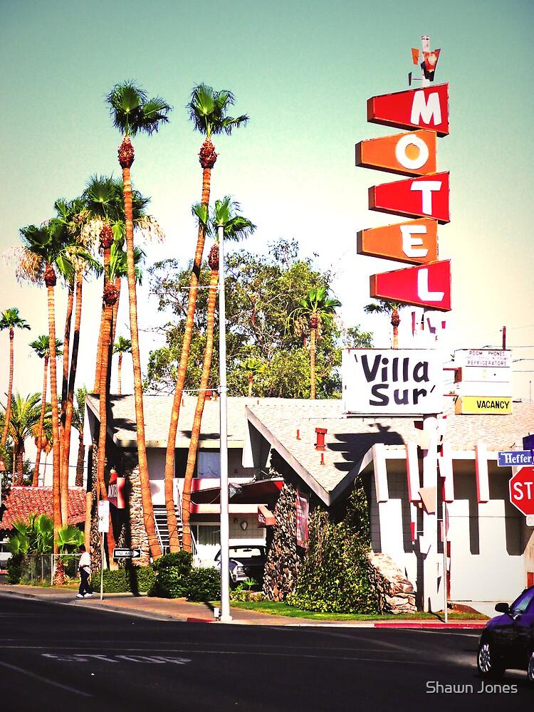 Motel by Shawn Jones