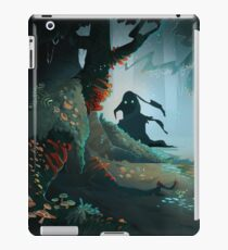 Haunted Forest iPad Case/Skin
