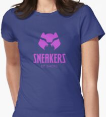 Sneakers by Shuri Variant Women's Fitted T-Shirt