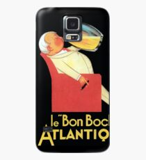 Vintage Beer Poster Case/Skin for Samsung Galaxy