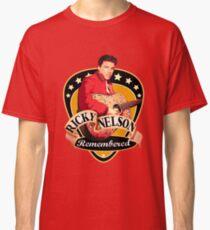 Erinnerte sich Ricky Nelson Classic T-Shirt