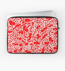 Little People Laptop Sleeve