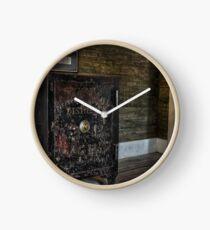 Jack Daniel's Safe Clock