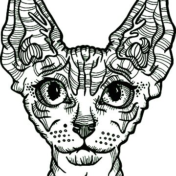 egyptian cats by DkRdesigner