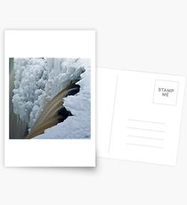 Water and Ice Postcards