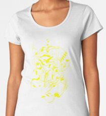 Golden line Women's Premium T-Shirt