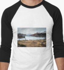 Glenfinnan Long Exposure Men's Baseball ¾ T-Shirt