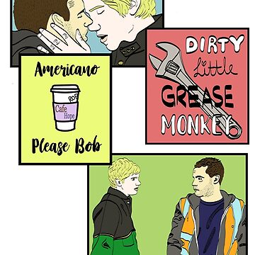 Affair Era Robron by robronsuggers
