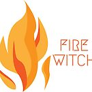 Fire Witch by mcmorelli