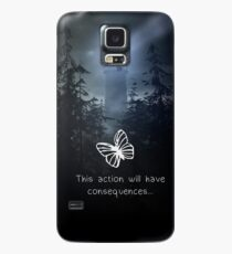 Life is strange - This action will have consequences Case/Skin for Samsung Galaxy