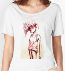 Sad Betty Women's Relaxed Fit T-Shirt