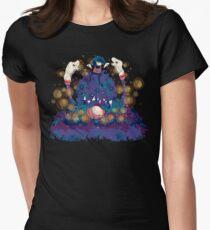 Weirdo Womens Fitted T-Shirt
