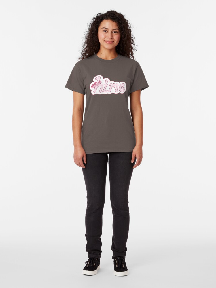 Alternate view of Hime Classic T-Shirt