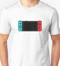 Nintendo Switch - Pixel Art Unisex T-Shirt