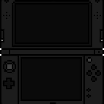 Nintendo 3DS - Pixel Art by TheLoneNub