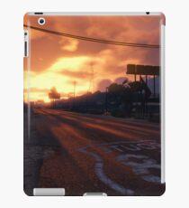 Ruta 89 Gta V iPad Case/Skin