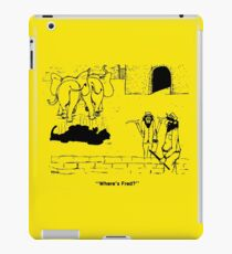 Zoo Humour - Cartoon 0001 iPad Case/Skin