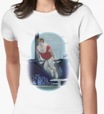 Just Do Your Best – Uni Revue Women's Fitted T-Shirt