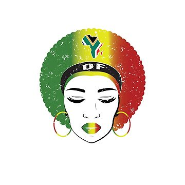 Queen Of Wakanda Women Black Shirt by JJDzignsShop