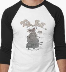 The bot! Men's Baseball ¾ T-Shirt