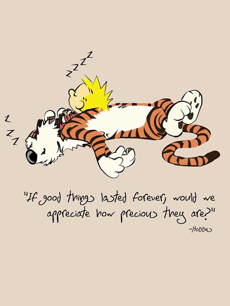 Camisetas y sudaderas «Citas de Calvin y Hobbes» de cboycool | Redbubble